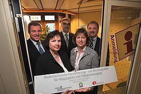 Koordinierungs- und Beratungsstelle für Hospizarbeit und Palliativversorgung in Niedersachsen