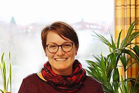 Anja Menzel, Koordination Ambulanter SPES VIVA - Hospizdienst