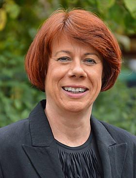 Heike Fischer, Trauerland-Botschafterin der ersten Stunde