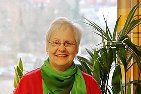 Marion Heitling, Koordination Ambulanter SPES VIVA - Hospizdienst